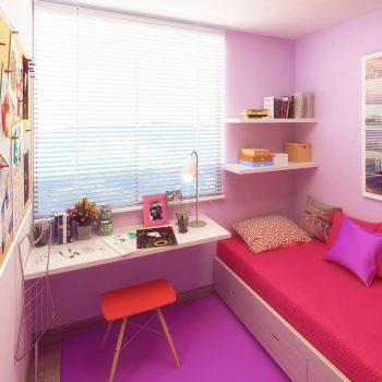 Apartamento modelo Ventus